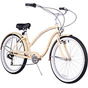 Firmstrong Women's Chief Lady Seven Speed Beach Cruiser Bike
