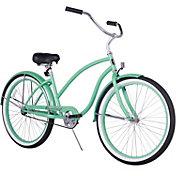 Firmstrong Women's Chief Lady Single Speed Beach Cruiser Bike