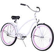 Firmstrong Women's Chief Lady Single Speed Beach Cruiser Bike