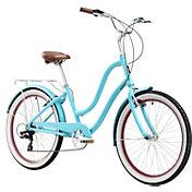 Firmstrong Women's ANYjourney Seven Speed Cruiser Bike