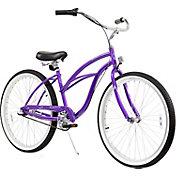 Firmstrong Women's 26'' Urban Lady Three Speed Beach Cruiser Bike
