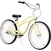 Firmstrong Women's 26'' Urban Lady Three Speed Beach Cruiser Bike
