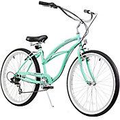 Firmstrong Women's Urban Lady Seven Speed Beach Cruiser Bike
