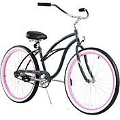 Firmstrong Women's 26'' Urban Lady Limited Single Speed Beach Cruiser Bike