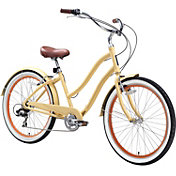 sixthreezero Women's 26'' EVRYjourney Seven Speed Touring Hybrid Cruiser Bike