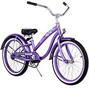 Firmstrong Girls' 20'' Bella Classic Single Speed Cruiser Bike