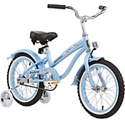 Firmstrong Girls' Mini Bella Single Speed Beach Cruiser Bike
