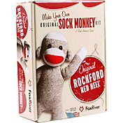 Fox River Original Rockford Red Heel Sock Monkey Kit