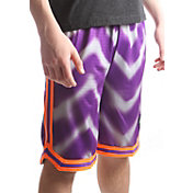 Flow Society Boys' Chevron Hoops Basketball Shorts