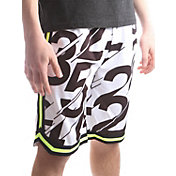 Flow Society Boys' Outnumbered Hoops Basketball Shorts