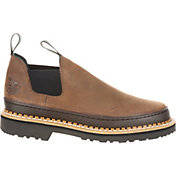Georgia Boot Men's Romeo Slip-On Work Shoe
