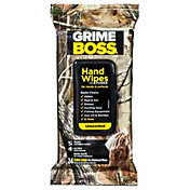 Grime Boss Unscented Hand Wipes
