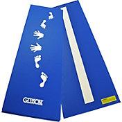 Gibson Gymnastics 2' x 6' Reversible Cartwheel Beam Mat