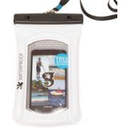 geckobrands Floatable Waterproof Phone Case