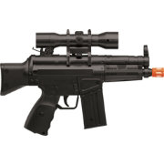 Game Face Mini Pulse M74 Airsoft Gun – Clear