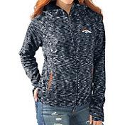 G-III for Her Women's Denver Broncos Break Trail Blue Full-Zip Jacket