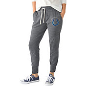 G-III for Her Women's Indianapolis Colts Tri-Blend Playoff Grey Jogger Pants