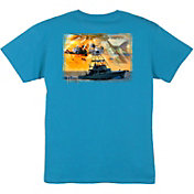 Guy Harvey Boy's Cruisin T-Shirt