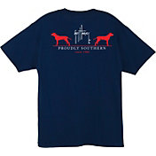 Guy Harvey Men's Fetch T-Shirt