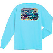 Guy Harvey Men's What It's All About Long Sleeve Shirt