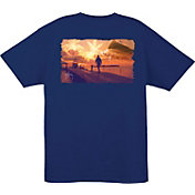 Guy Harvey Men's Walk The Plank T-Shirt