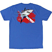Guy Harvey Boys' White Fright T-Shirt