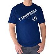 G-III Men's Tampa Bay Lightning Overtime Royal T-Shirt
