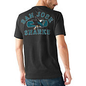 G-III Men's San Jose Sharks Black T-Shirt