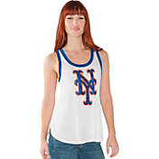 Touch by Alyssa Milano Women's New York Mets White Tank Top