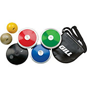 Gill High School Boys' Shot and Discus Throws Value Pack
