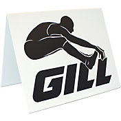 Gill Take-Off Board Marker Set