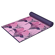Gaiam 6mm Premium Print Yoga Mat