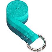 Gaiam Tri-Color 6' Yoga Strap