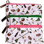 Glove It Women's Nine and Wine 3-Zip Carry All Golf Bag