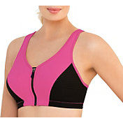 Glamorise Women's High Impact Zipper D/G Sports Bra