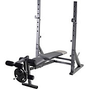 Gold's Gym 10.1 Olympic Weight Bench