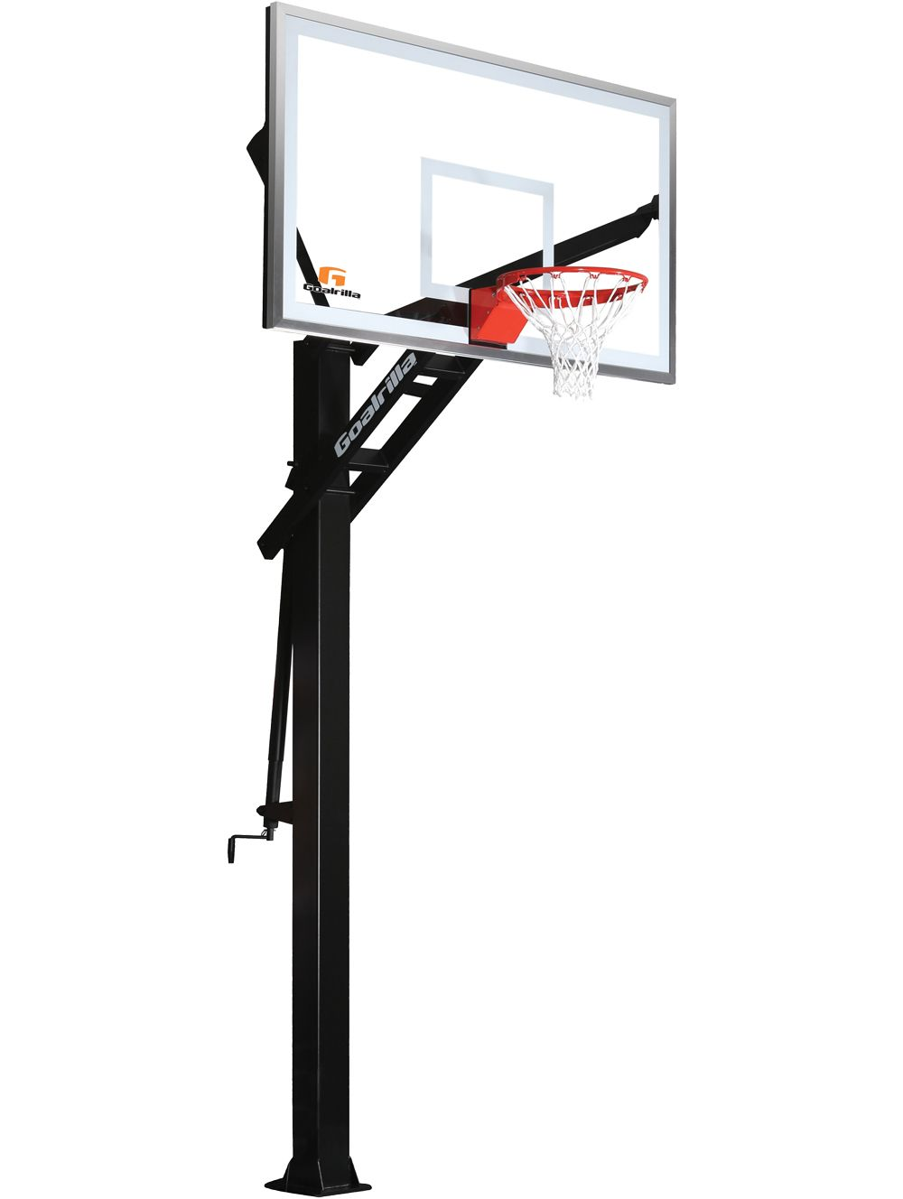 Product Image · Goalrilla GS72C In Ground Basketball Hoop