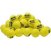 GAMMA Pressureless Practice Tennis Balls - 60 Ball Pack