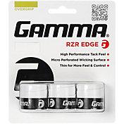 GAMMA RZR Edge Overgrips – 3 Pack