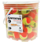 GAMMA Quick Kids 60' Tennis Balls – 48 Ball Pack