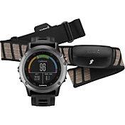 Garmin fenix 3 Special Edition Multisport GPS Watch – Performer Bundle