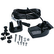 Garmin 6 Pin Dual Frequency Transom Mount Transducer