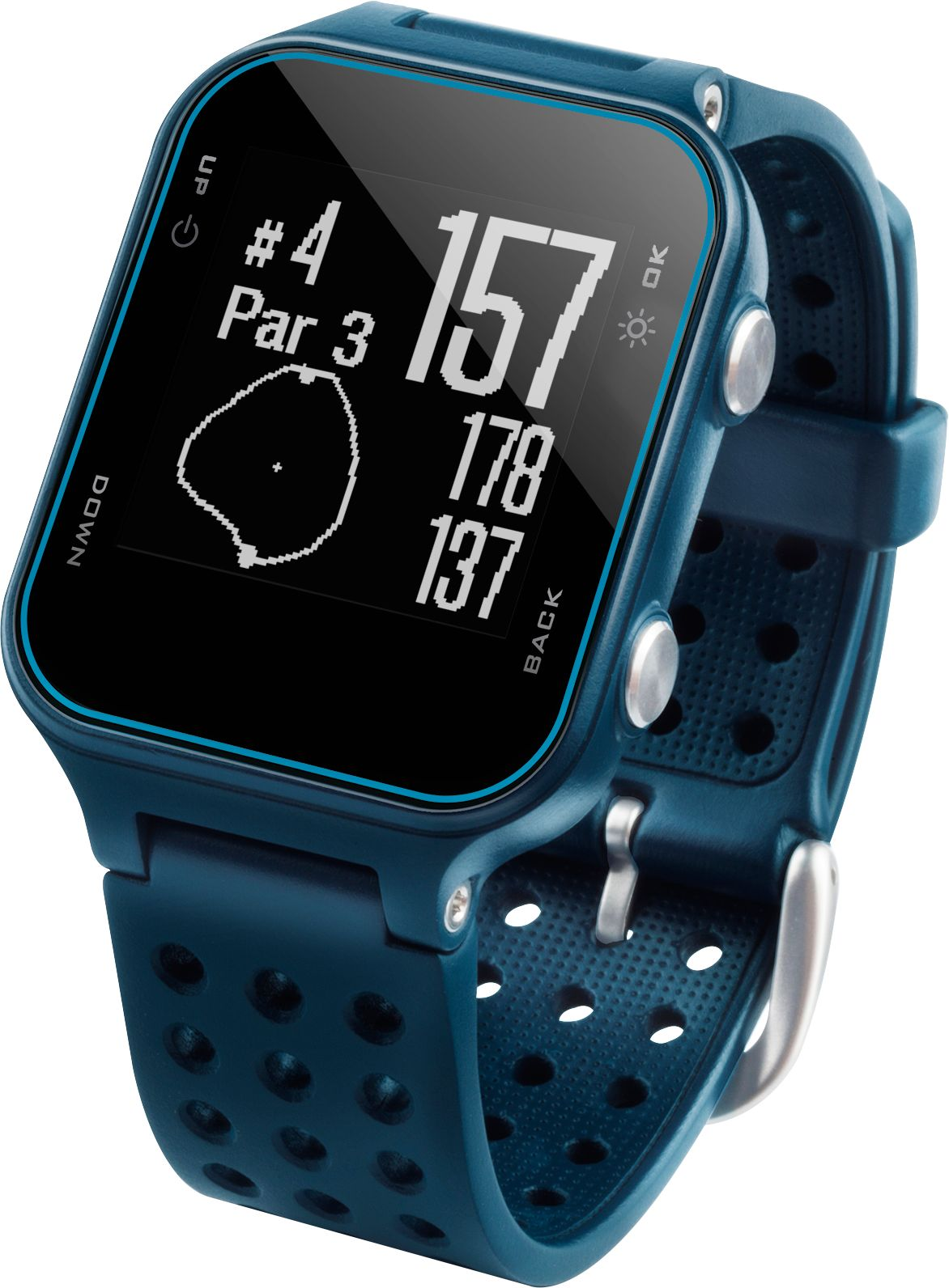 white charcoal gps watches black bushnell watch excel golf colors