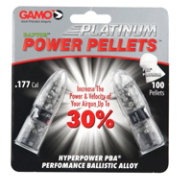 Gamo PBA Platinum .177 Caliber Airgun Pellets – 100 Count