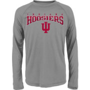 Gen2 Youth Indiana Hoosiers Grey Fadeout Long Sleeve Shirt