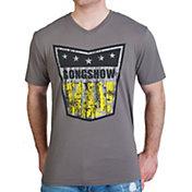 Gongshow Men's Puck Crest T-Shirt