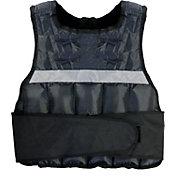 GoFit Adjustable 20 lb Walking Vest