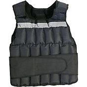 GoFit Adjustable 40 lb Weighted Vest