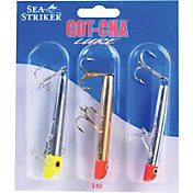 Sea Striker Got-Cha 1600 Series Plug Lures – 3 Pack