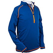 Garb Boys' Vincent Half-Zip Golf Pullover
